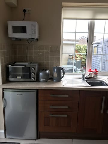Ensuite One Bedroom Apartment - Cork