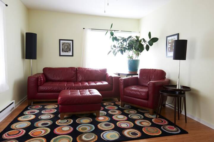 Stylish modern/vintage apartment - Viroqua - Lägenhet