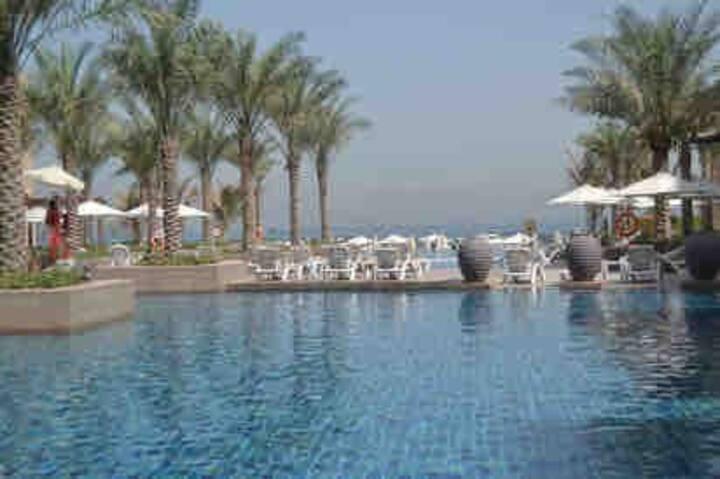 Entire Luxury Presidential suite in Sharjah