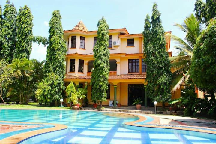 A stunning holiday home in shanzu. - Mombasa - Huis