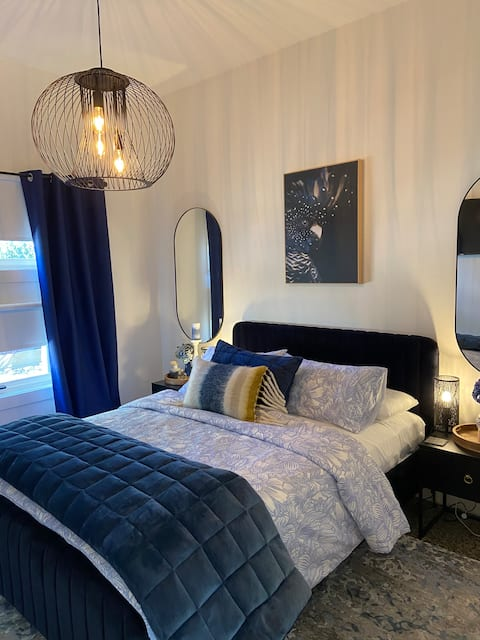 Beautiful Hepburn - luxurious 2 bedroom house