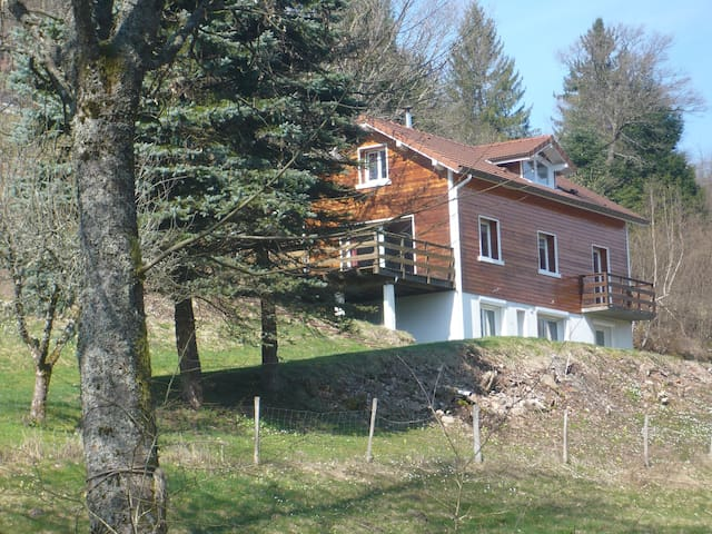 chambre d'hotes sur le massif vosgien - Fresse-sur-Moselle - Hus