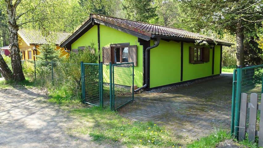 """Ferienhaus """"Heiterkite"""" - Kite-Surf- u. Badestrand - Loissin"""