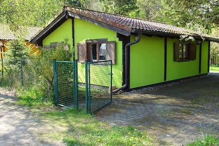 "Ferienhaus ""Heiterkite"" - Kite-Surf- u. Badestrand - Loissin - Bungalow"
