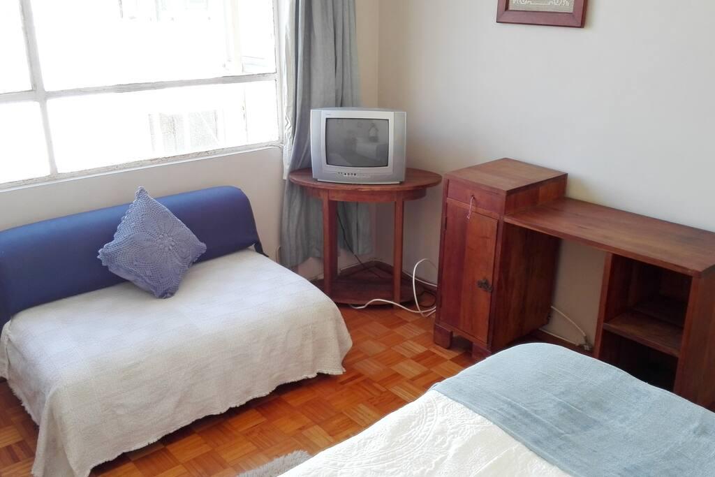 Vista 2 dormitorio