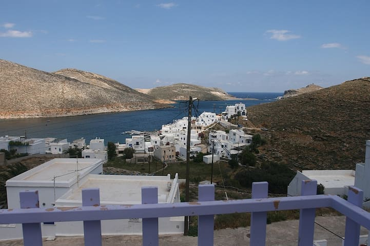 Panormos Apartments In Tinos Greece- No 2 - Πάνορμος - Leilighet