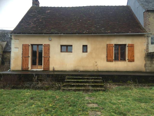 Gîte rural au coeur d'un hameau - Vancé