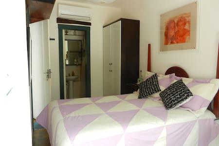 Suite arte e natureza Vila Cotinha - Tiradentes - Casa