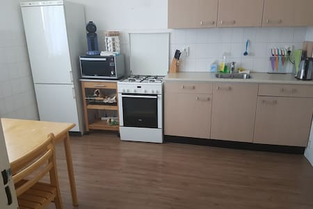 Bedroom for 1 or 2 persons available - Oosterhout - Συγκρότημα κατοικιών
