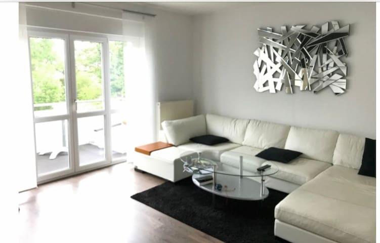 Zentralgelegene, elegante 3-Zimmer Wohnung