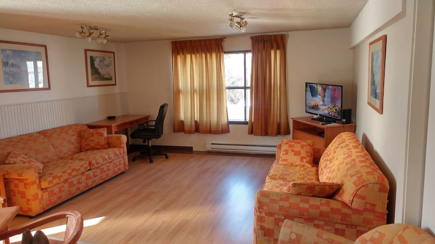 Travel Suite - near Airport, Skytrain, Casino!