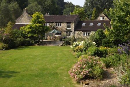 River House estate, BATH (AA 5 *) 2 - 16 guests