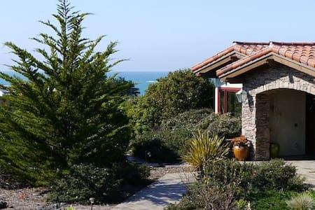 Tuscan Villa - San Simeon