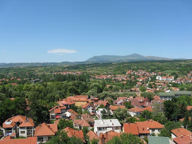 Beautiful Vista and Pure Air - Sokobanja - Byt