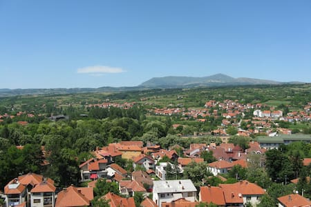 Beautiful Vista and Pure Air - Sokobanja - Apartament
