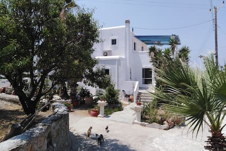 Alexandros sunset apartment 10 min from Parikia