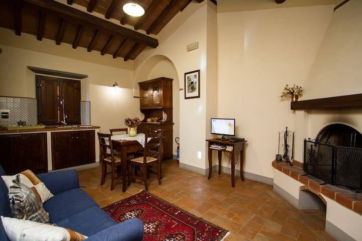 Apartment Ciclamino, 2+1 pax