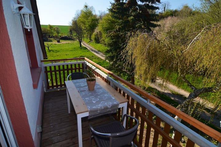 Gemütliches Zuhause mit Balkon in Kraichtal