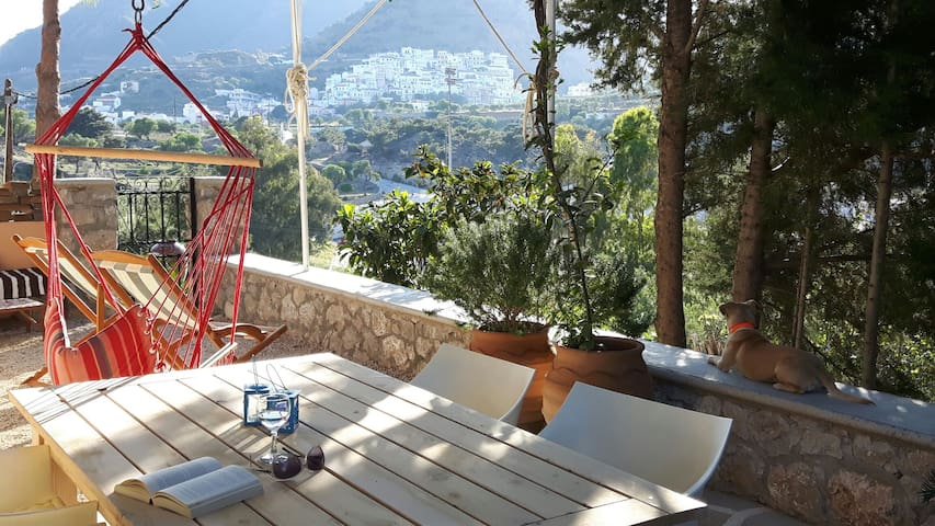 """Aperi View"" for individualists & Greece lovers 2"