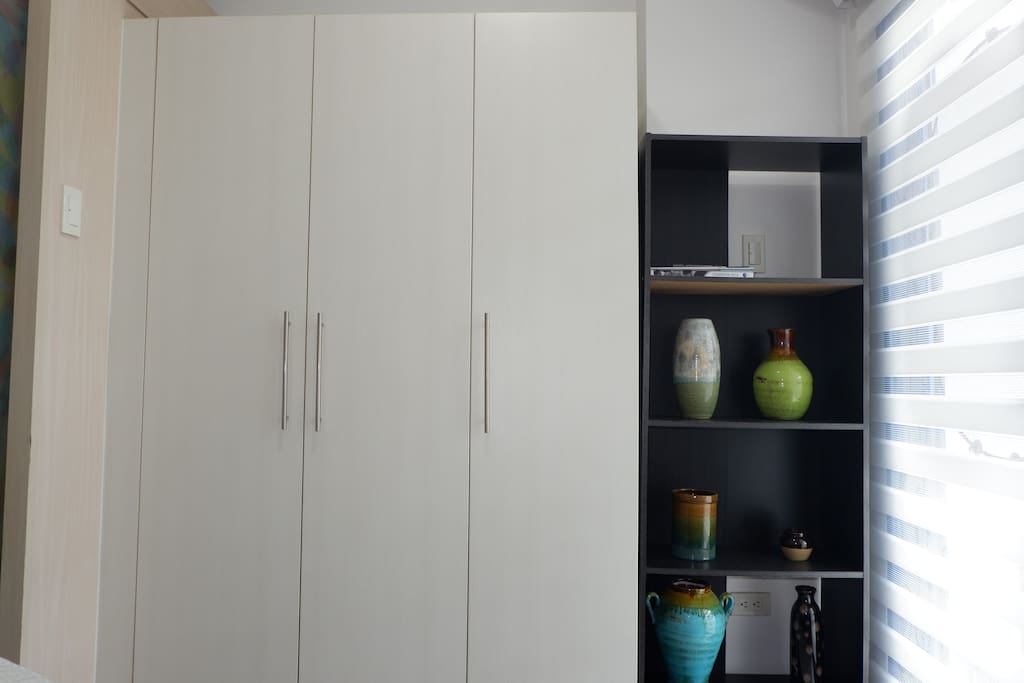 Bedroom Cabinets and Shelves