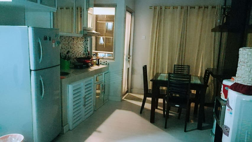 Home Juni E-Sudirman park - Tanah Abang - Appartement