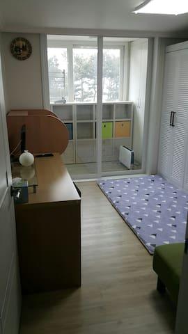 아파트(개인실)에서 편안한 밤을 보내세요(여성 전용)