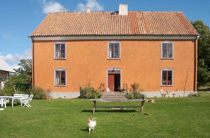 Boende på gotlandsgård - Romakloster - House