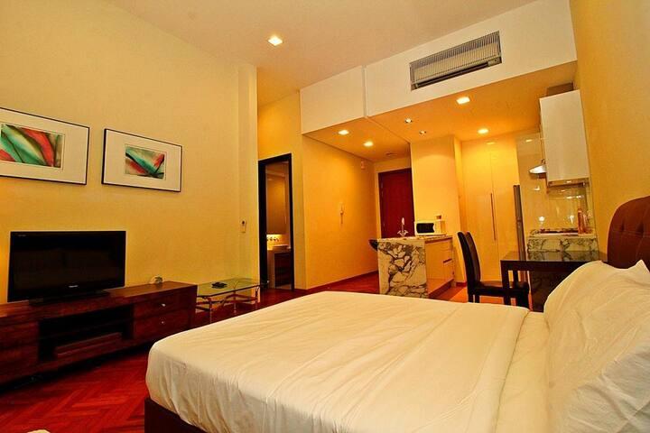 Straits Quay Suite 2 - Tanjung Tokong - Apartamento