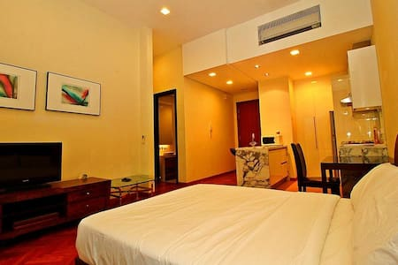 Straits Quay Suite 2 - Tanjung Tokong - Appartement