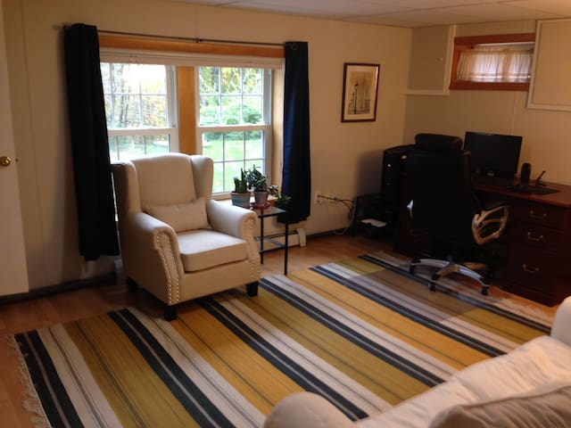 Town AND Country in this Norwich Gem: kids welcome - Norwich - Huis