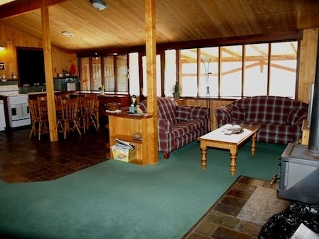 Country cottage family-friendly - Pemberton - Casa