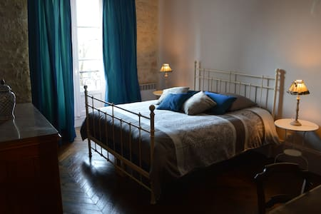 Elegant 2-bedroom apartment in central Vezelay - Vézelay - Huoneisto