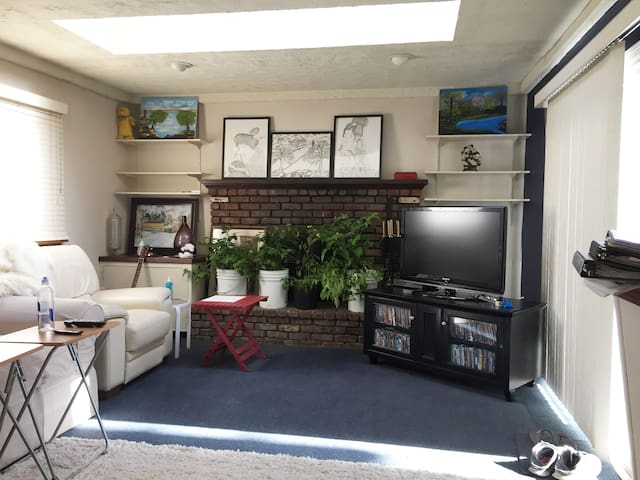 Private Living Room, big open space