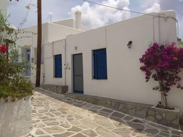 Prodromos traditional house