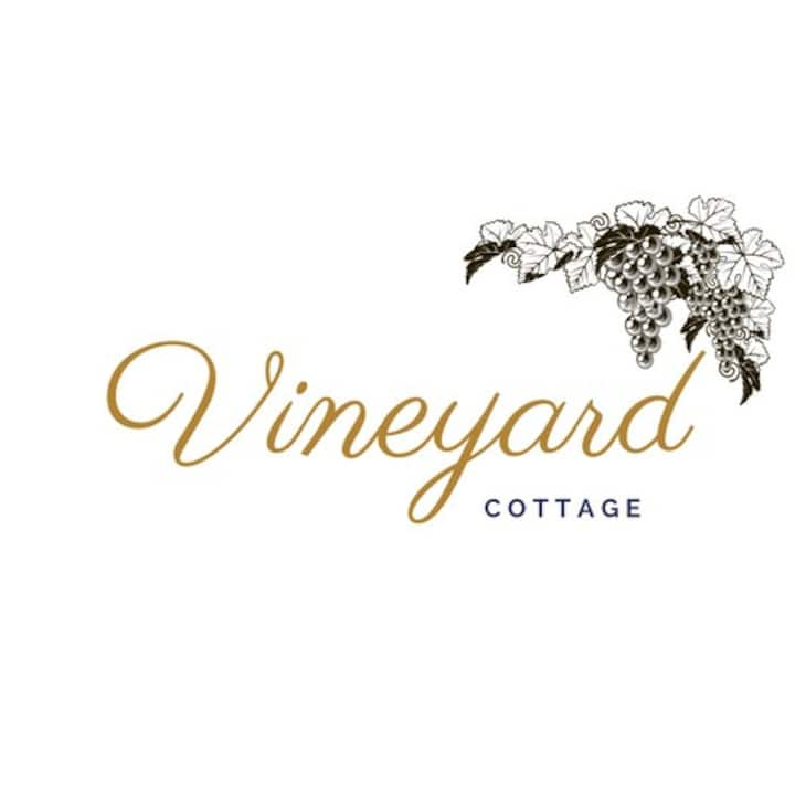 Come to the Home on a hill - Vineyard Cottage