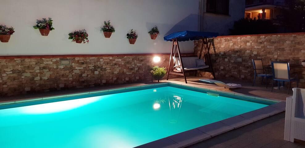 Ferdi house with pool