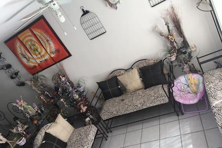 Casa totalmente cómoda para ti - Heróica Puebla de Zaragoza - บ้าน
