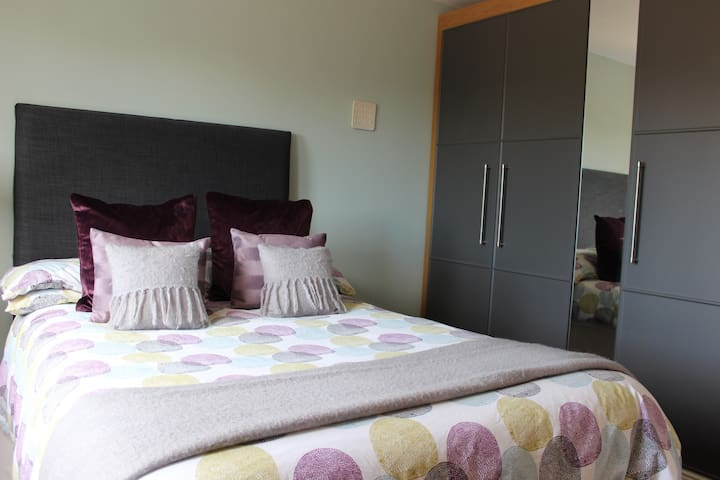 Luxury double room close to all amenities.