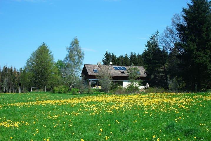Ferienwohnung Waldhaus - Dornhan - Departamento