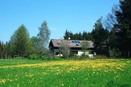 Ferienwohnung Waldhaus - Dornhan - Leilighet