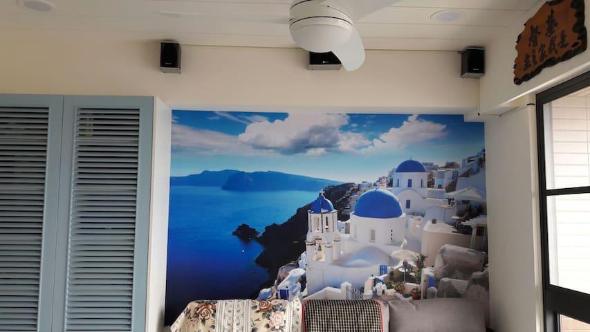 地中海風格新屋17樓