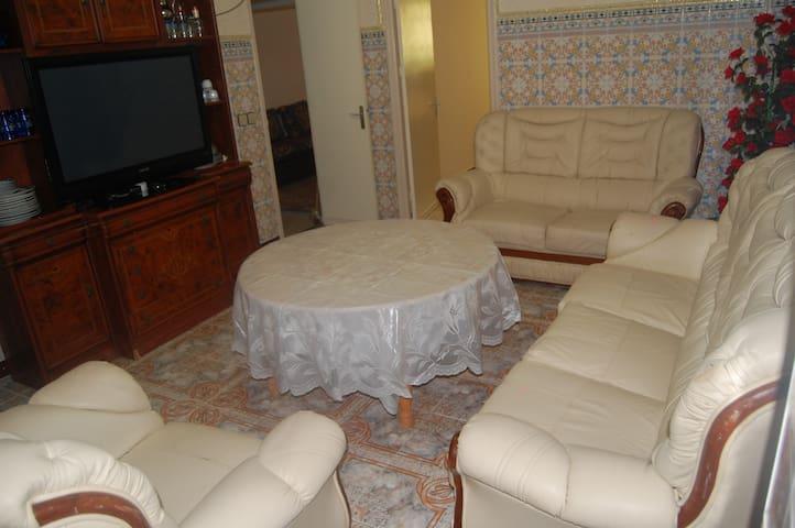 Appartement Alhoceima N2 vue sur mer - Al Hoceïma - Apartemen