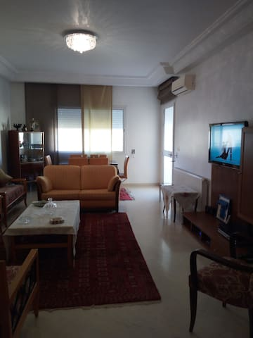 Quiet residence near the banks of Tunis lake - Tunis - Appartement