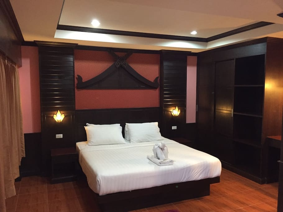 Extra Length King Size Bed