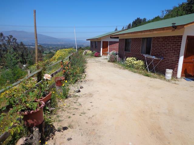 Casas vacacionales y de descanso