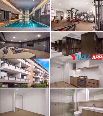 Apartment near Caulfield station full facilities