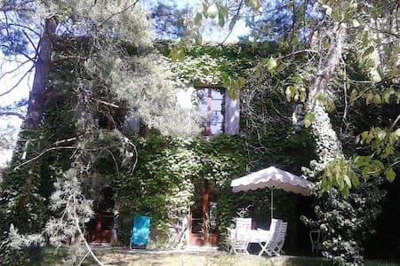 Maison calme, confortable, ancien couvent - Lamontgie
