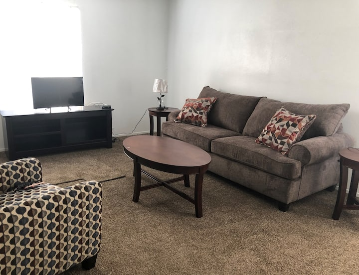 Odessa Apartments Minutes away from Downtown
