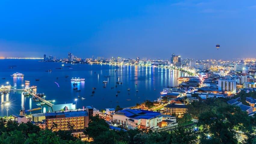 Guidebook for Pattaya city