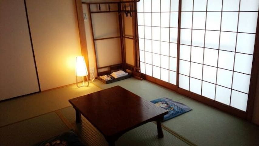 Guest house izumiya Japanese style2 Private room個室